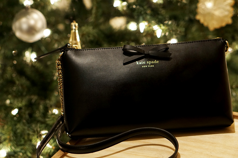 The Elements of Style Holiday Giveaway - Kate Spade Bag