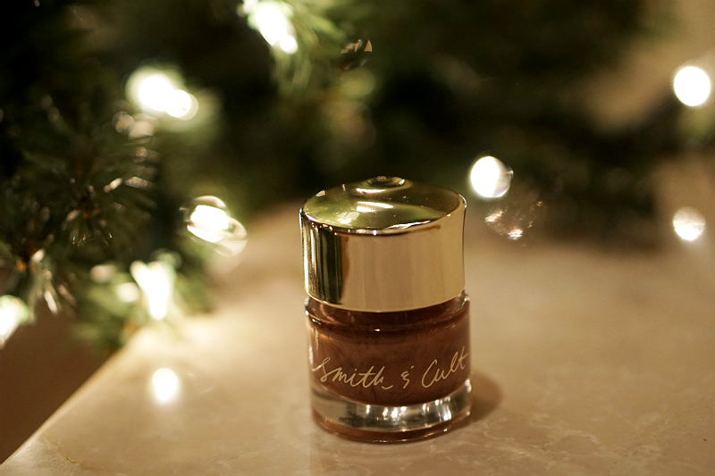 The Elements of Style Holiday Giveaway - Smith and Cult Nail Lacquer