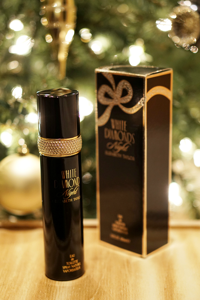 The Elements of Style Holiday Giveaway - White Diamond Night Fragrance