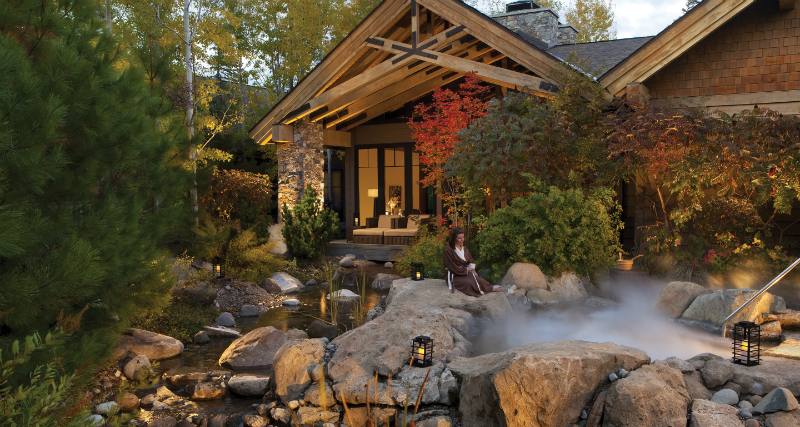 Winter Vacations To Celebrate Magical Moments Around The World - Suncadia Spa