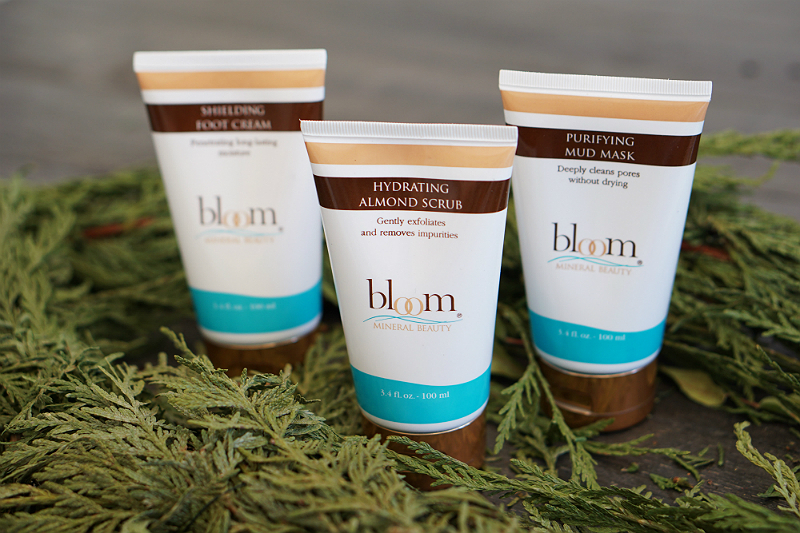 Do What You Love Giveaway - Bloom Mineral Beauty Trio