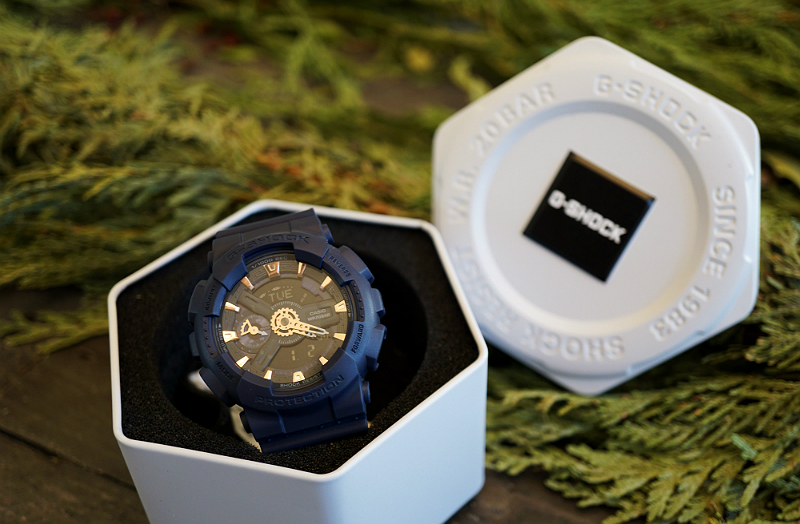 Do What You Love Giveaway - Casio G-Shock Watch