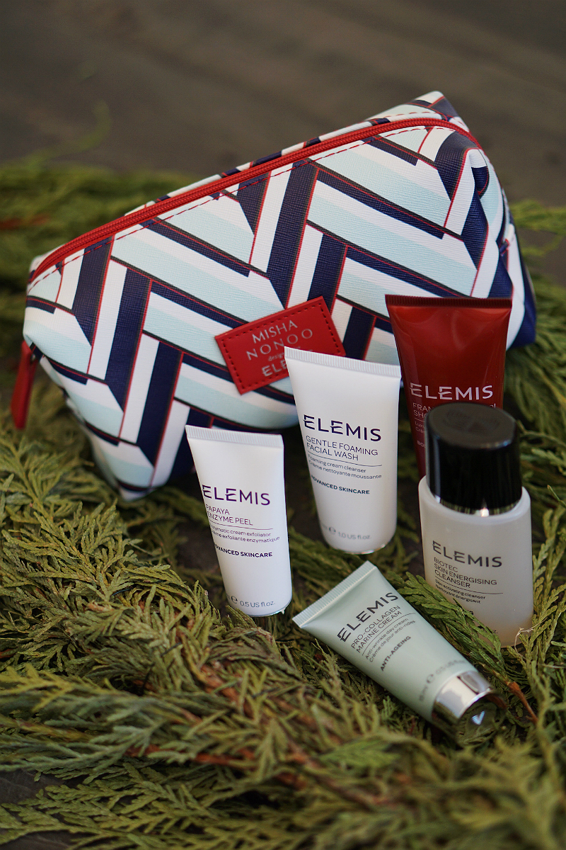 Do What You Love Giveaway - Elemis Skincare Set and Travel Bag