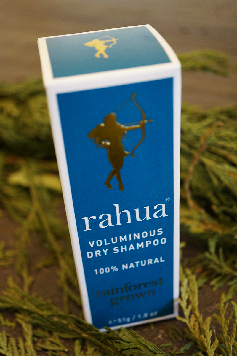 Do What You Love Giveaway - Rahua Voluminous Dry Shampoo