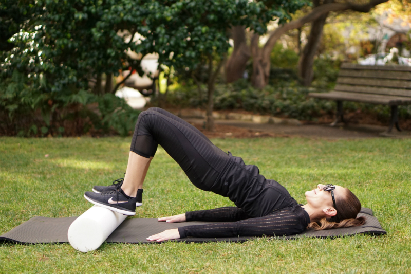 Foam Roller Exercises to Strengthen Your Body