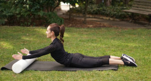 Foam Roller Exercises to Improve Your Core & Spinal Stability
