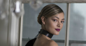 Sleek & Chic Chignon Hairstyle Tutorial – How To Get Miss Universe's NYFW Runway-Ready Look