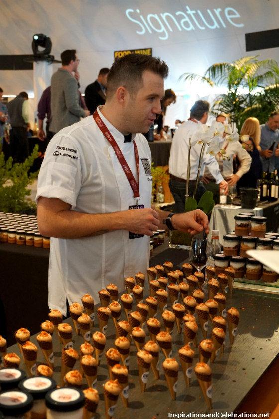 The Best of The Fest - 2016 Pebble Beach Food and Wine Highlights - Chef Chris Ford