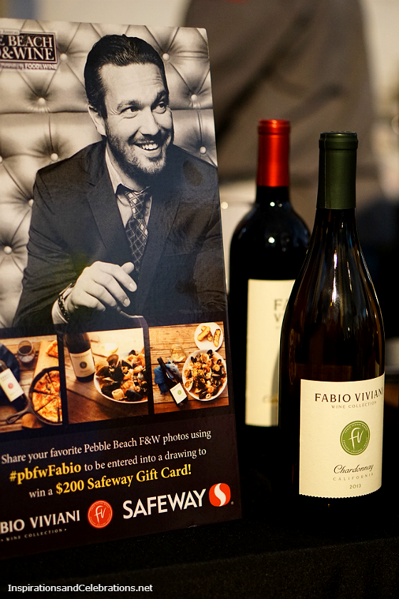 The Best of The Fest - 2016 Pebble Beach Food and Wine Highlights - Fabio Viviani Wines