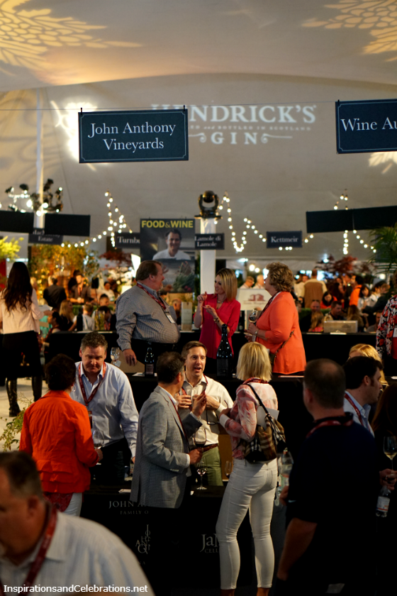 The Best of The Fest - 2016 Pebble Beach Food and Wine Highlights - John Anthony Vineyards