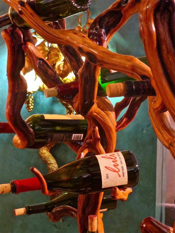 Pebble Beach Food and Wine Display