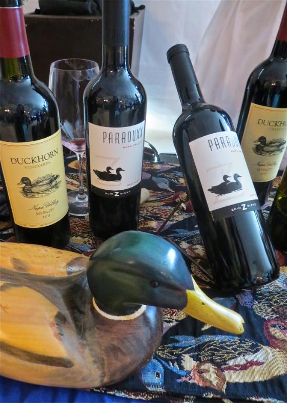 Pebble Beach Food and Wine Duckhorn Winery