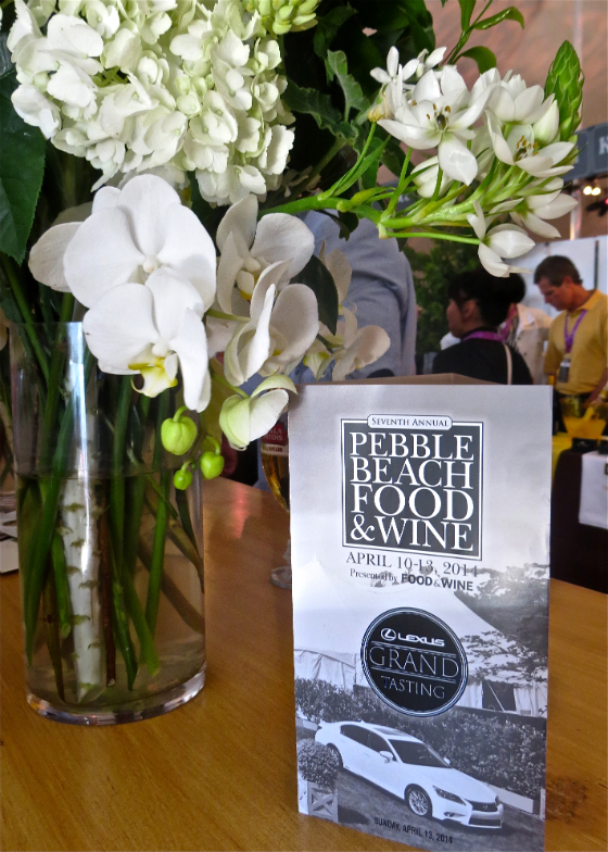 Pebble Beach Food and Wine Festival