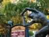 The Deluxe Central Coast Vacation Giveaway - Carmel Plaza Entrance