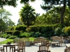 The Deluxe Central Coast Vacation Giveaway - Folktale Winery Courtyard
