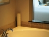 The Deluxe Central Coast Vacation Giveaway - The Clement Suite Bathrooms