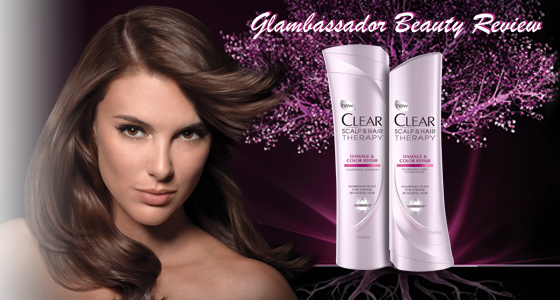Glambassador Beauty Review - Clear Scalp and Hair Therapy
