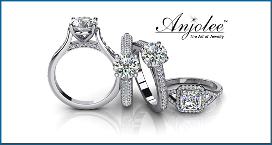 Anjolee Bridal Rings