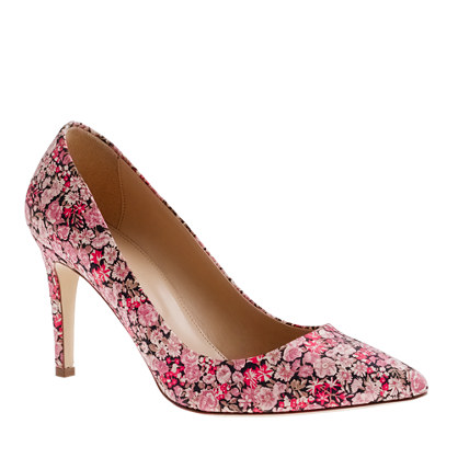 Everly Libert Print Pump