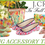 Spring Accessory Trend - Floral Prints