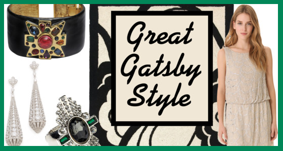 Great Gatsby Style - 1920's Fashion