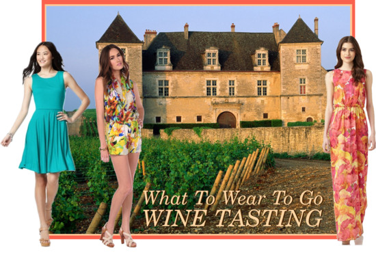 What To Wear To Go Wine Tasting