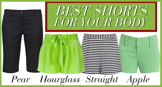 BEST SHORTS FOR YOUR BODY TYPE - STYLE GUIDE
