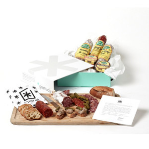 Father's Day Gift Guide - French Delicatessen Gift Box