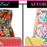 High-End vs. Affordable Fashion - Summer Trends