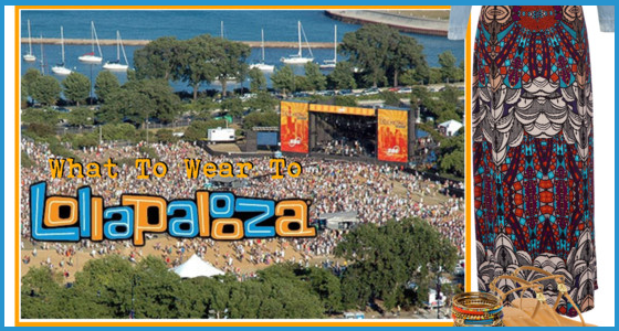 Lollapalooza Style Guide