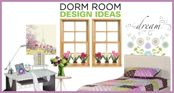 Dorm Room Design Ideas
