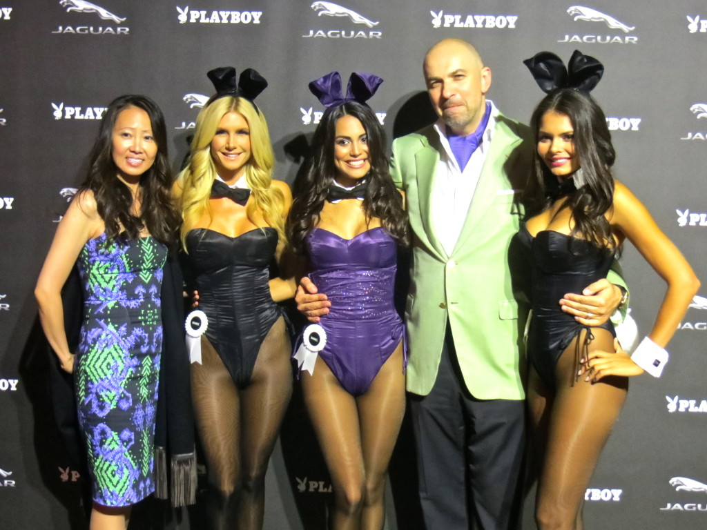 Jaguar Playboy Party Pebble Beach