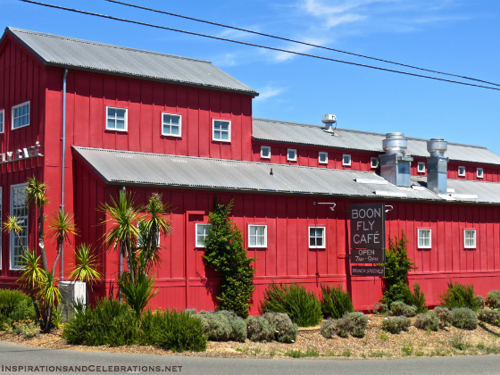 Napa Valley Travel Guide - Summer Edition - Boon Fly Cafe