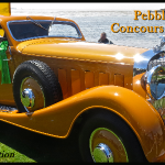 Pebble Beach Concours d'Elegance - Classic Style, Timeless Tradition