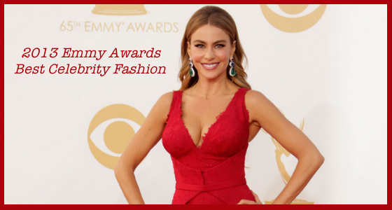 2013 Emmy Awards Best Celebrity Fashion - Sofia Vergara