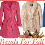 Coat Trends For Fall 2013