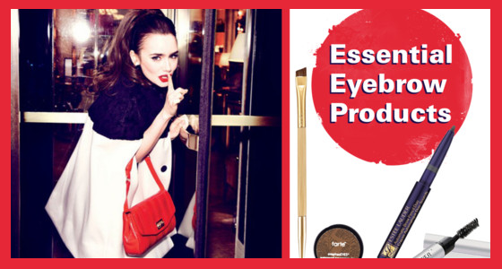Essential Eyebrow Products - The Secret To Fabulous Brows