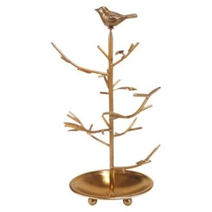 Jewelry Stand - Bird Icon Jewelry Tree