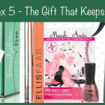 Beauty Box 5 - The Gift That Keeps On Giving