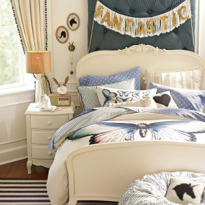 Emily Meritt Butterfly Bedding