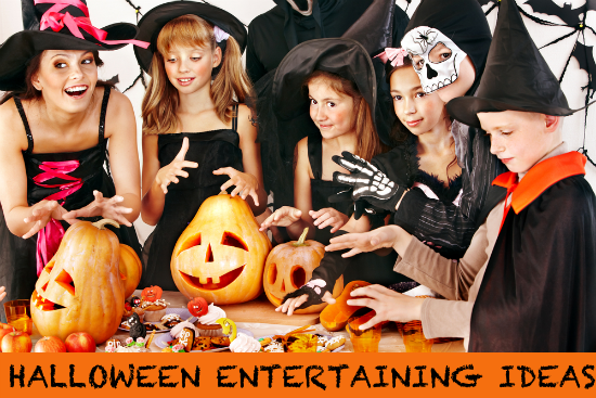 Halloween Entertaining Ideas