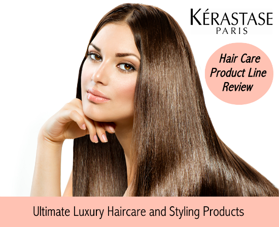 Kerastase Hair Care Line