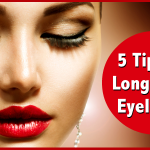 5 Tips For Long, Thick Eyelashes