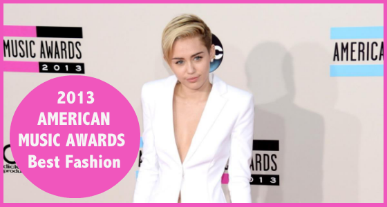 2013 American Music Awards Best Fashion