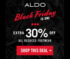 Aldo Black Friday 2013