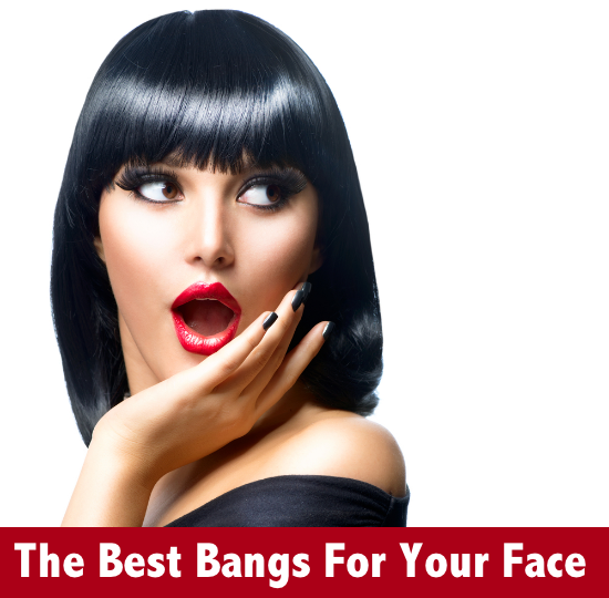 The Best Bangs For Your Face