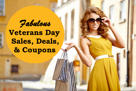 Veterans Day Sales Deals Coupons 2013