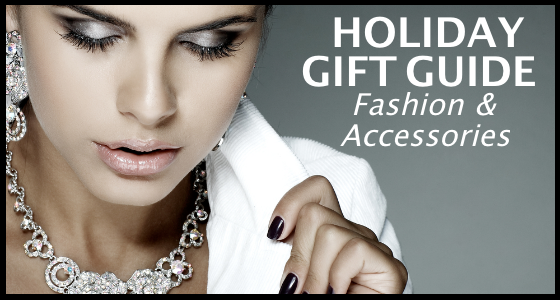 Holiday Gift Guide Fashion Accessories