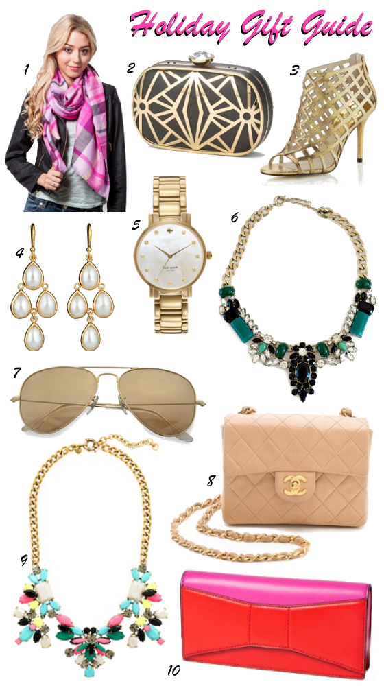 Holiday Gift Guide Fashion & Accessories