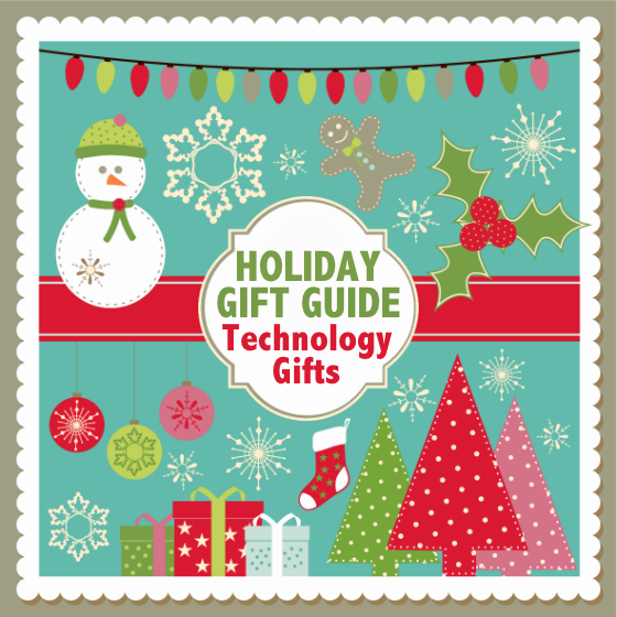 Holiday Gift Guide Technology